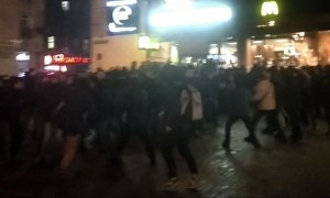 Бійка між фанатами Динамо та Айнтрахта: стали відомими деталі. ВІДЕО