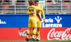 Ейбар - Барселона 0:3. Огляд матчу