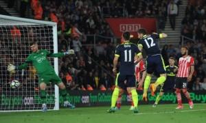 Саутгемптон - Арсенал 0:2. Огляд матчу