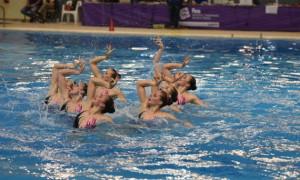 Збірна України з артистичного плавання взяла два золота на змаганнях в Греції