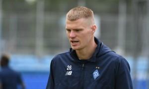 Бурда повернувся до загальної групи Динамо