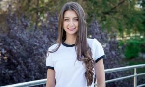 Юний талант Шахтаря вчив Міс Україна жонглювати м'ячем. ВІДЕО