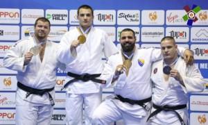 Панько здобув золото Кубка Європи, Колесников — срібло. ВІДЕО
