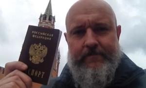 Колишній прес-аташе Шахтаря став громадянином Росії