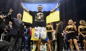 WBA підтвердила відмову Усика від пояса