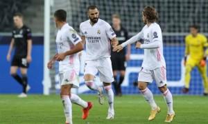 Боруссія М - Реал 2:2. Огляд матчу