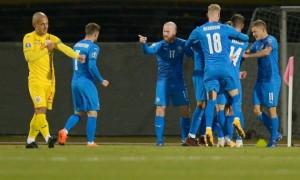 Ісландія - Румунія 2:1. Огляд матчу