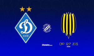 Динамо Київ - Рух: онлайн-трансляція матчу 19 туру УПЛ. LIVE