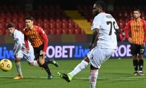 Беневенто - Мілан 0:2. Огляд матчу