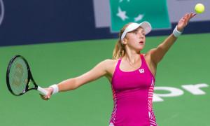 Надія Кіченок виграла в парному матчі проти сестри Людмили