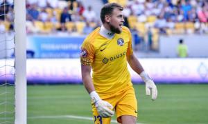 Воротар Львова Сарнавський взяв два пенальті у матчі із Зорею