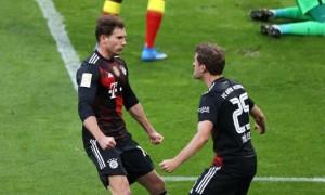 Баварія в напруженому матчі перемогла Лейпциг у 27 турі Бундесліги