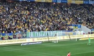 Уболівальники збірної України виступили проти натуралізації