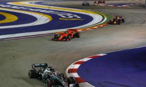 Формула-1 скасувала Гран-прі Сінгапуру