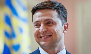 Зеленський дав інтерв'ю на велотренажорі