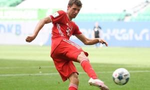 Мюллєр встановив рекорд Бундесліги за кількістю гольових передач у сезоні
