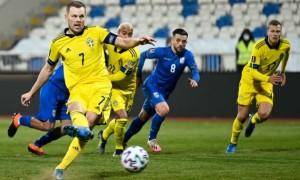 Косово - Швеція 0:3. Огляд матчу