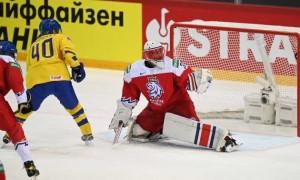Швеція - Чехія 2:4. Огляд матчу