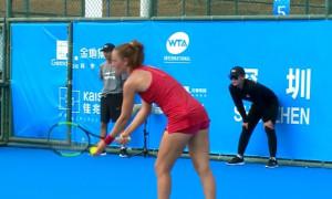 Бондаренко пробилась у чвертьфінал турніру у Китаї