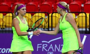 Сестри Кіченок зіграють на турнірі WTA в Мадриді