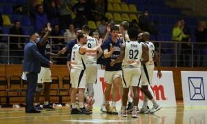 Харківські Соколи сенсаційно перемогли Київ-Баскет у Суперлізі