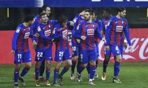 Ейбар - Гранада 2:0. Огляд матчу