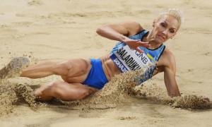 Саладуха показала найкращий результат у сезоні, однак залишилась без медалі ЧС
