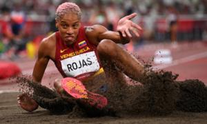 Рохас побила світовий рекорд українки