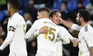 Хетафе – Реал 0:3. Огляд матчу