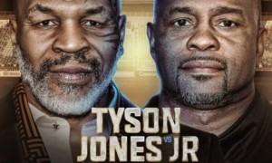 Тайсону дозволили нокаутувати Джонса у виставковому поєдинку