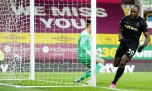Бернлі - Вест Гем 1:2. Огляд матчу