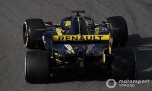 У Renault вирішили проблему із заднім антикрилом
