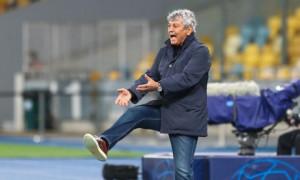 Динамо продовжило контракт з Луческу