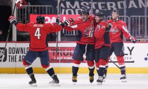 Вашингтон обіграв Бостон у першому матчі плей-оф НХЛ