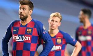 Куман хоче позбутися чотирьох зіркових гравців Барселони