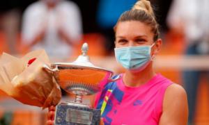 Халеп на відмові Плішкової виграла турнір WTA в Римі