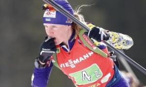 Меркушина виграла мас-старт на чемпіонаті України