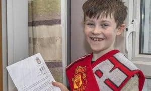 Клопп відповів на лист 10-річного фана МЮ, який просив Ліверпуль перестати перемагати