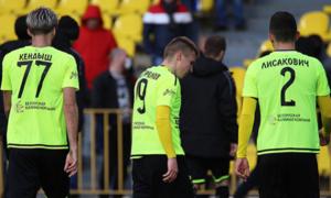 Слуцьк у меншості обіграв Шахтар Вернидуба у 5 турі чемпіонату Білорусі