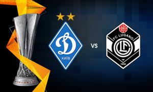 Караваєв і Попов вийдуть у стартовому складі Динамо на матч з Лугано