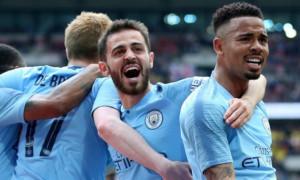 Манчестер Сіті - Вотфорд 6:0: Огляд матчу