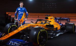 Норріс: У майбутньому я можу стати чемпіоном Формули-1