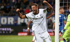 Динамо планує підписати захисника Легії