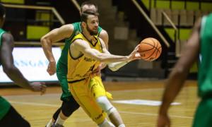 Київ-Баскет впевнено переграв Тернопіль та вийшов до чвертьфіналу Кубку України