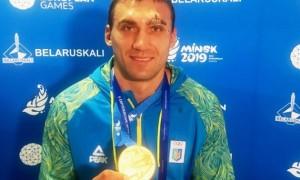 Перемога на Європейських іграх є великим кроком перед Олімпіадою – Вихрист