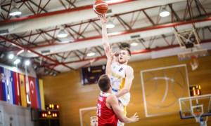 Збірна України U-20 переграла Чорногорію на чемпіонаті Європи