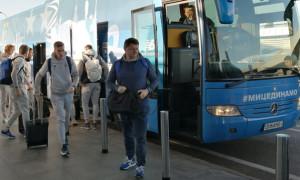 Динамо без Попова відправилось у Швецію на матч із Мальме