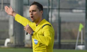 Український арбітр розсудить матч Ліги чемпіонів