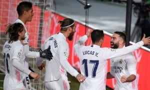 Реал розгромив Алавес у 20 турі Ла-Ліги