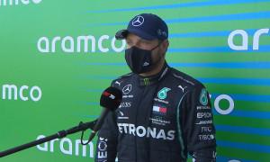 Боттас здобув поул на Гран-прі Айфеля